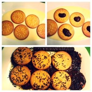 prepara galletas